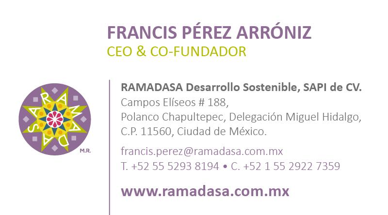 Francis Pérez | Ramadasa